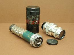 LENS TELESCOPIC FLASHLIGHT